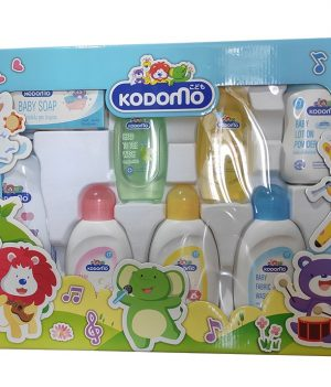 Kodomo Baby Gift Set Big – 8pcs