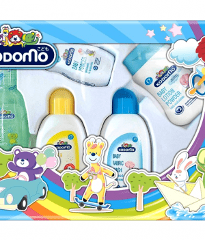 Kodomo Baby Gift Set Small - 5pcs