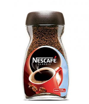 Nestle Nescafe Classic Instant Coffee Jar 100gm