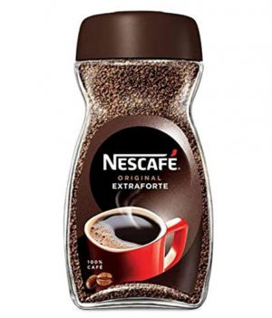 Nestle Nescafe Original Extra Forte Coffee Jar 230gm
