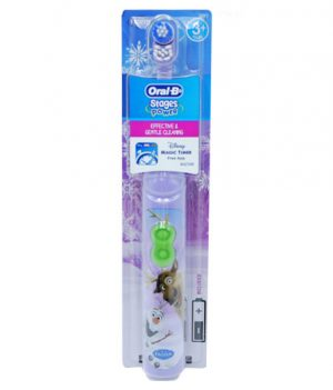 Oral-B Pro-Health JR. Disney Frozen Battery Toothbrush