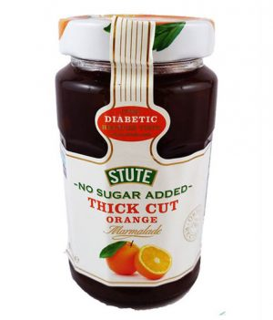 Stute Diabetic Thick Cut Orange Extra Jam 430g