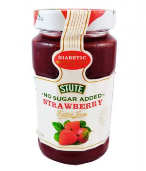 Stute Diabetic Strawberry Extra Jam 430g