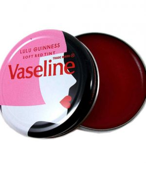 Vaseline Lip Therapy Lulu Guinness -Soft Red Tint